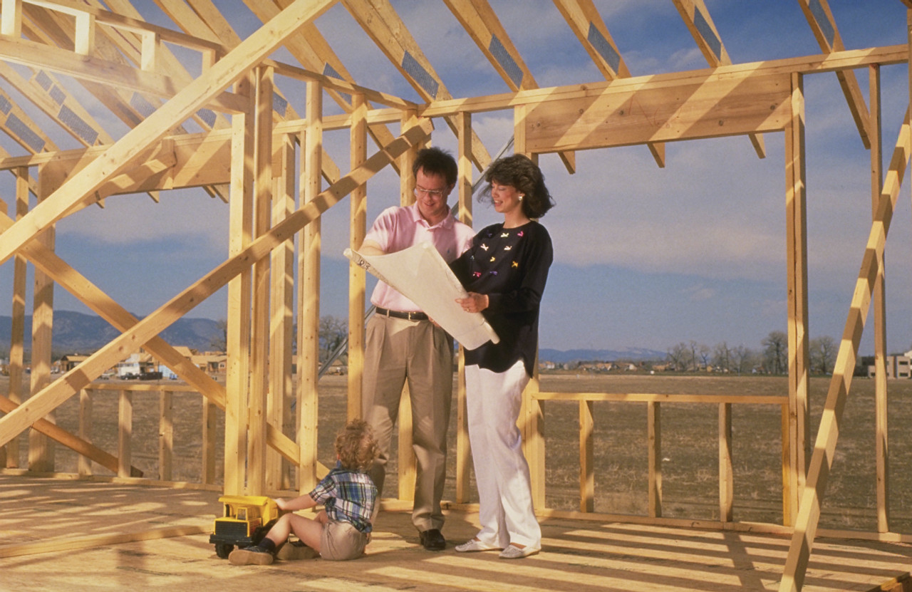 Who represents the buyer on new construction west houston real estate blog - New home construction designs ...